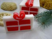 Seife Weihnachtsgeschenk *Block*