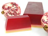 Fruchtseife Granatapfel *Block*