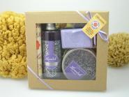 Decenta Geschenkset Lavendel