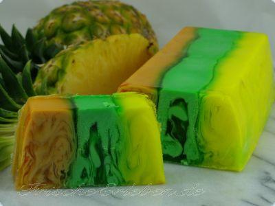 Seife Ananas Duft