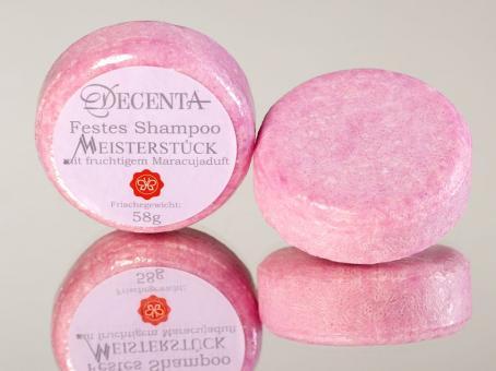 3 er Festes Shampoo MEISTERSTÜCK