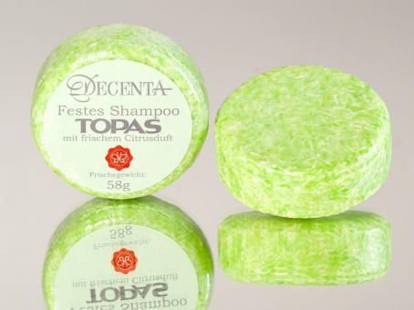 3 er Festes Shampoo TOPAS
