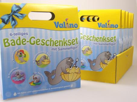Valino Bad-Geschenkset